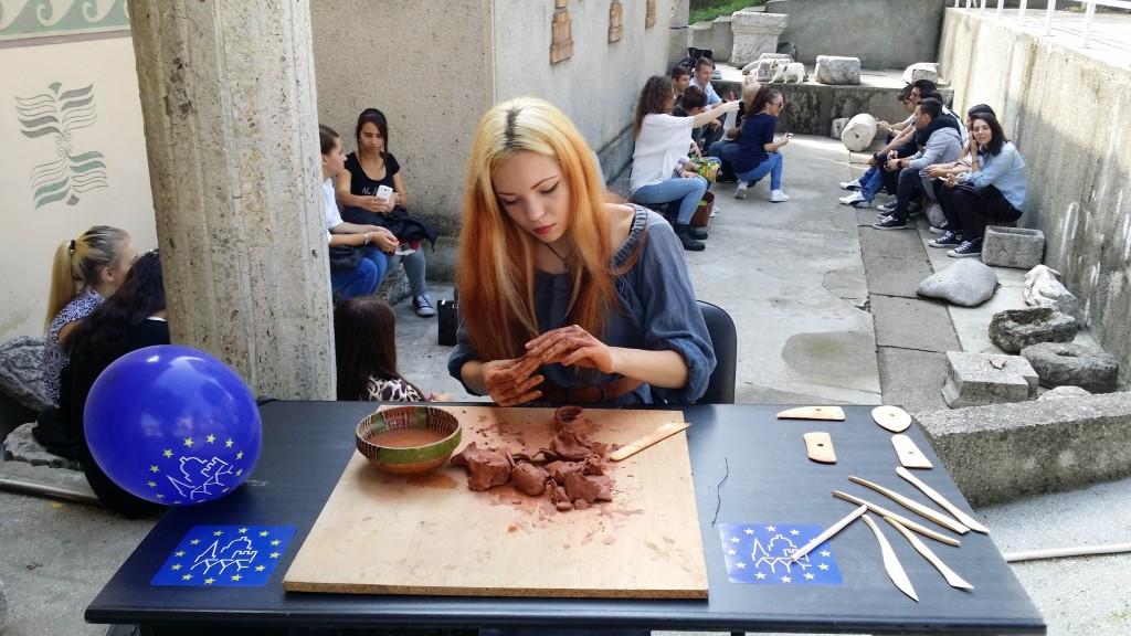 Zilele Patrimoniului la Muzeul Callatis (4)