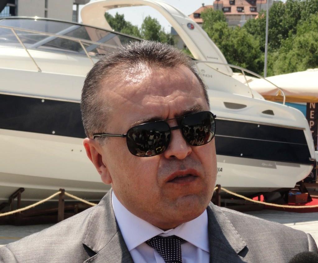 Mihai Daraban, de patru ori președinte al CCINA Constanța
