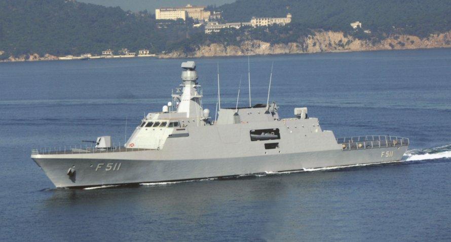 fregata turceasca