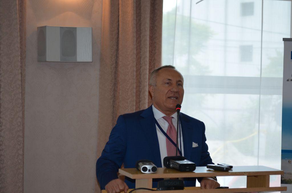 Gheorghe Boeru a prezentat stadiul proiectului și a încercat să răspundă la întrebări