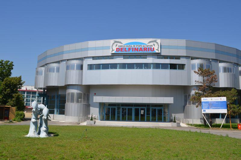 delfinariu, complexul muzeal de stiinte ale naturii