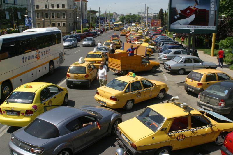 Firmele de taxi din Constanța