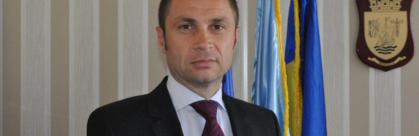 Radu Cristian, primar Mangalia