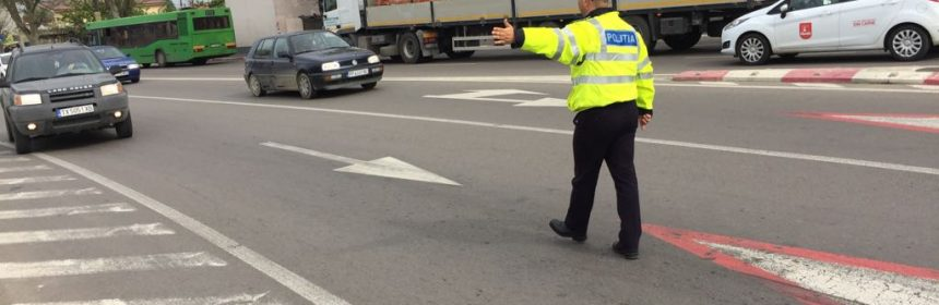 politist amenda circulatie