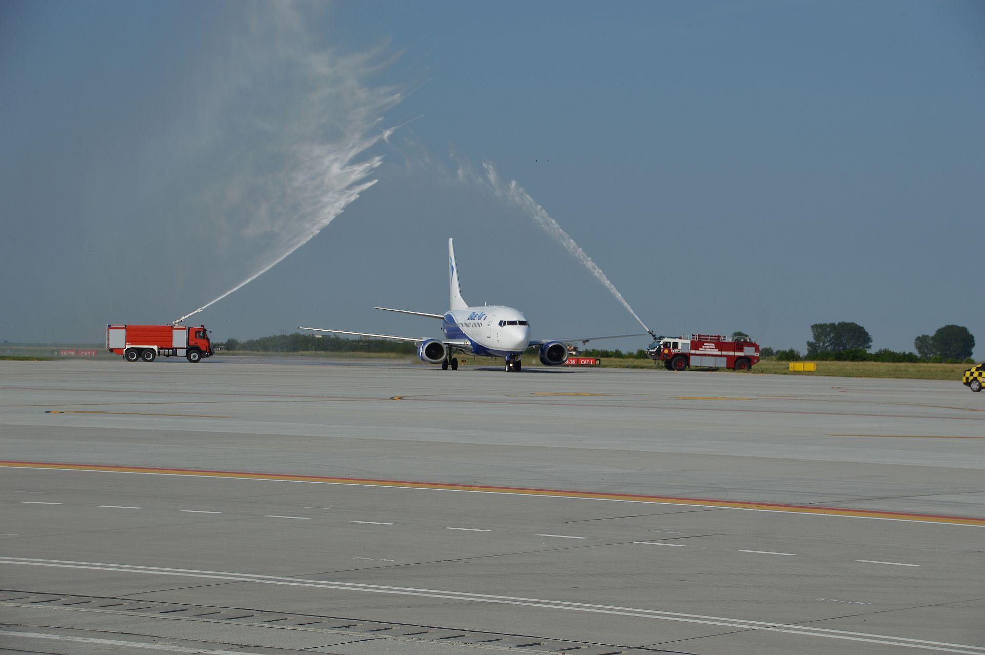 aeroportul mihail kogălniceanu zboruri 2019