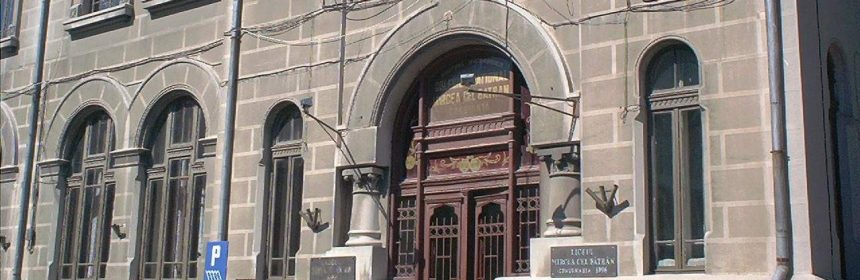 Colegiul Național Mircea cel Bătrân