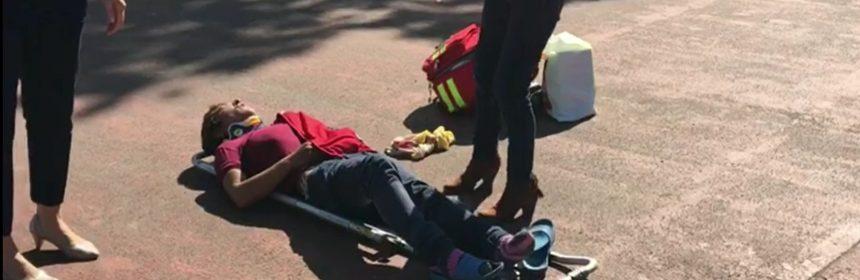 accident ciclism medgidia