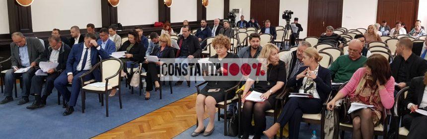 Ședință a Consiliului Local Constanța