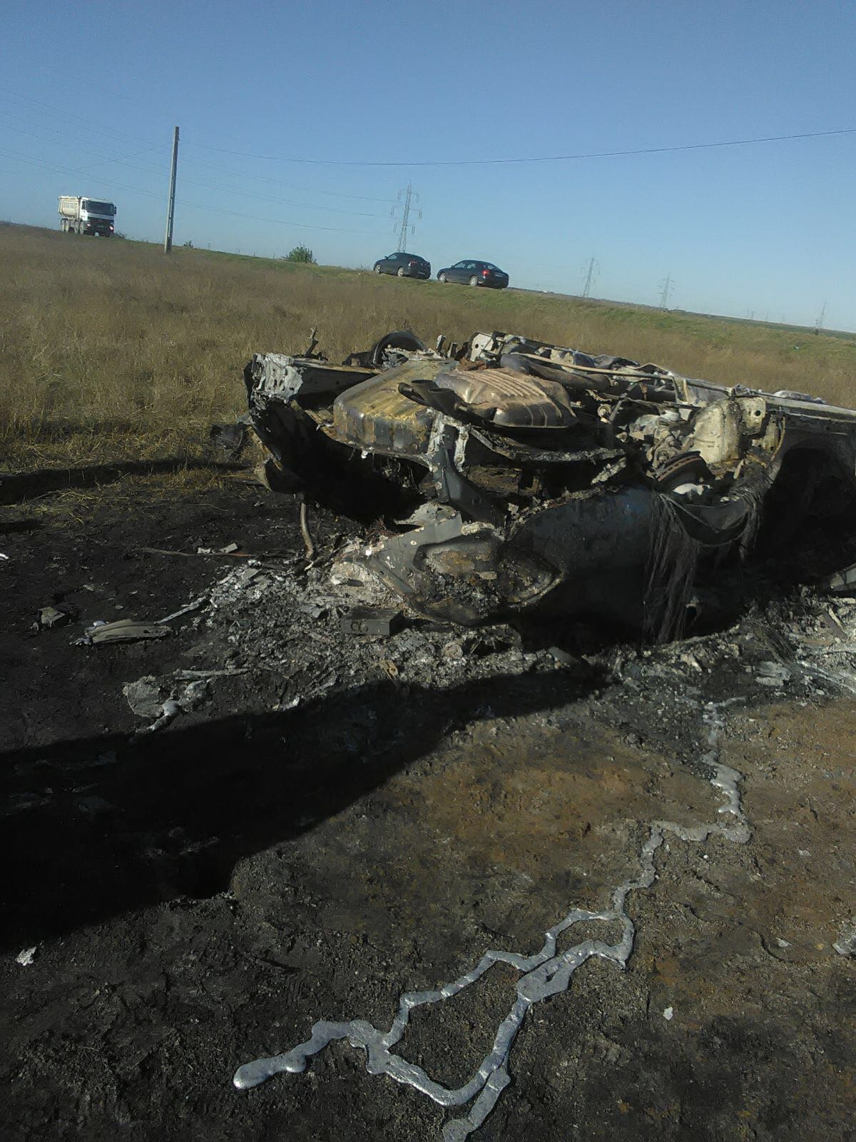 mercedes s class accident