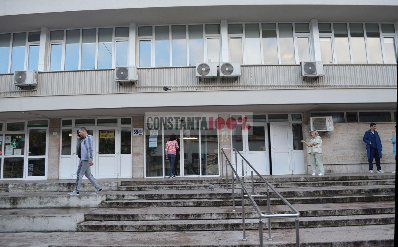 Spitalul Judetean Constanta ambulatoriu