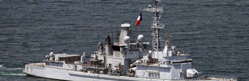 "fregata franceza ""jean bart"""