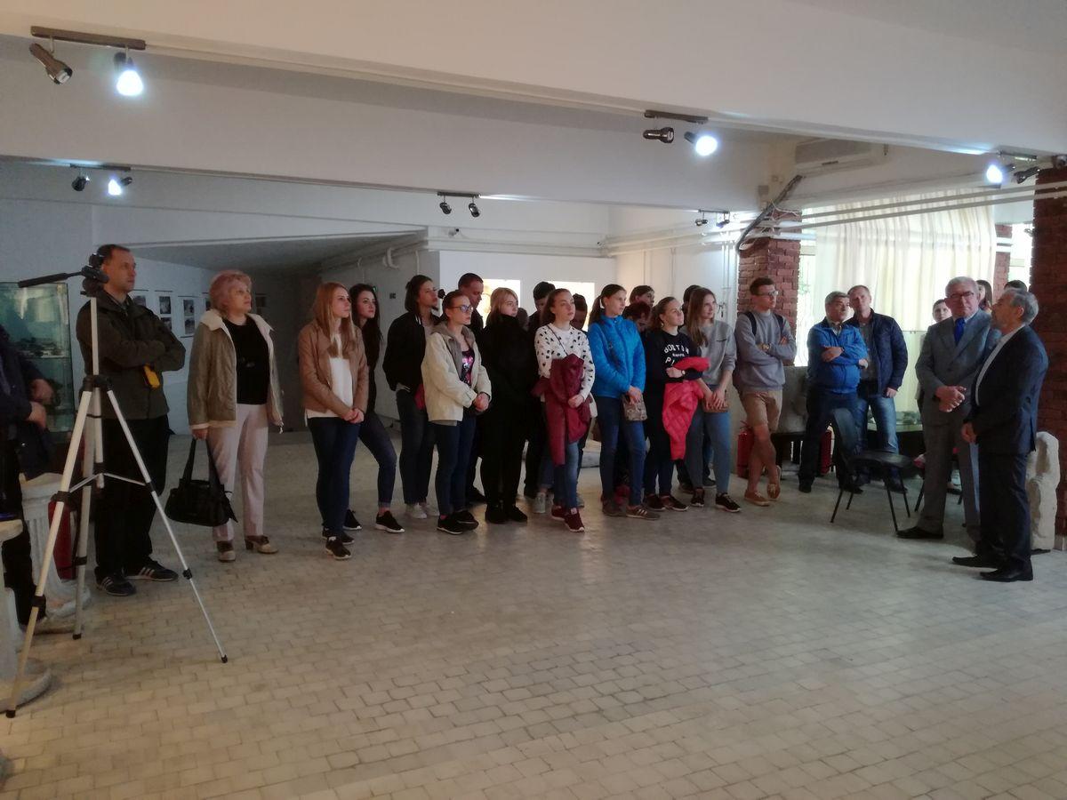 Studenți ruși în Constanța