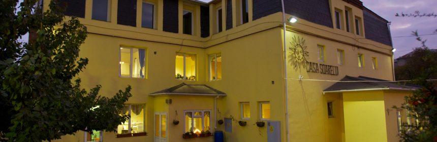 casa soarelui