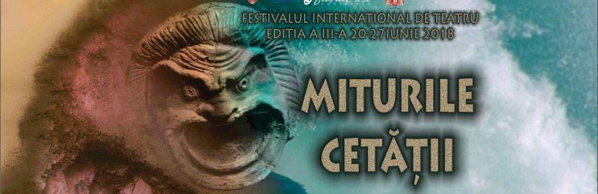 Festivalul Miturile Cetății