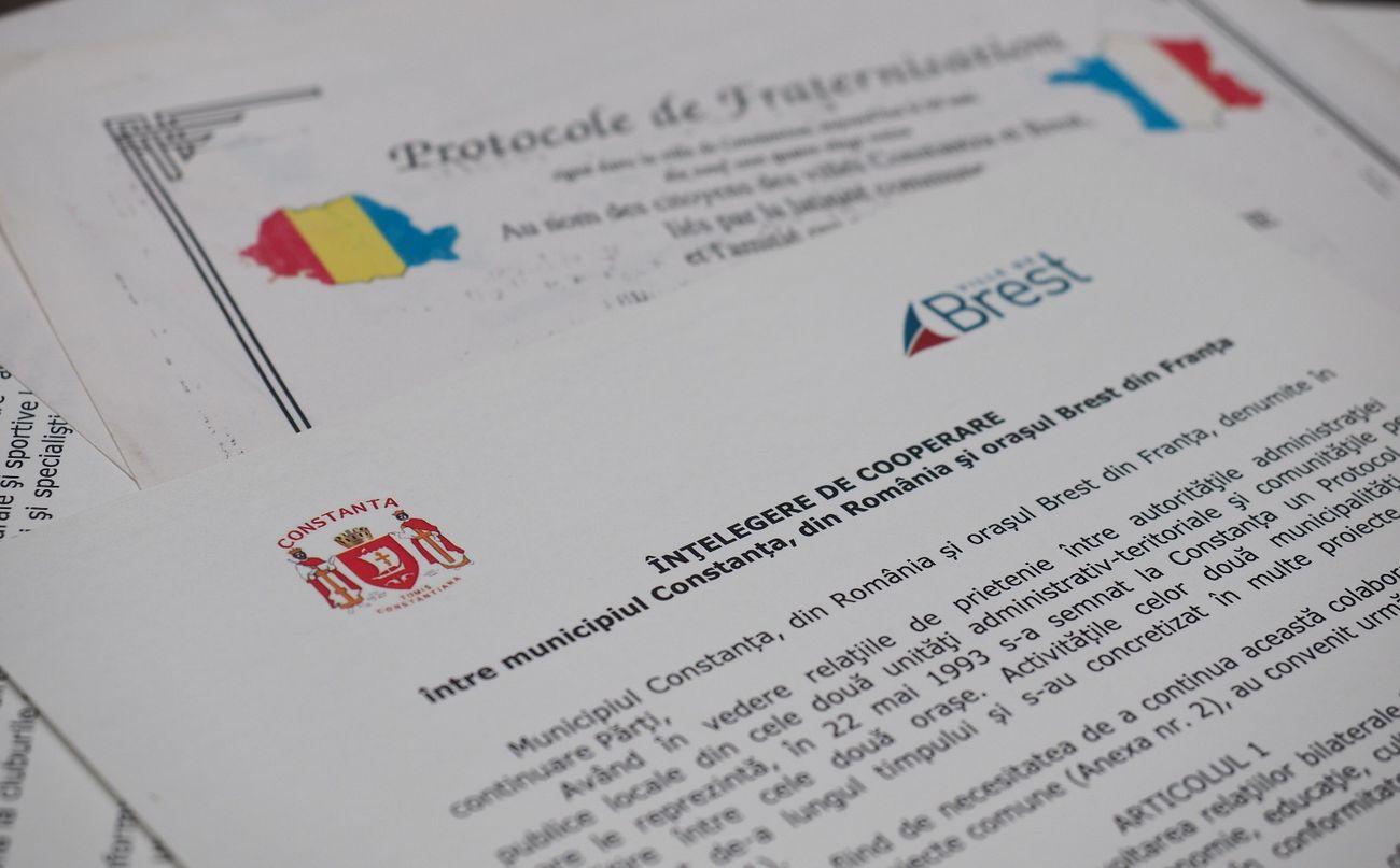 protocol Constanta-Brest