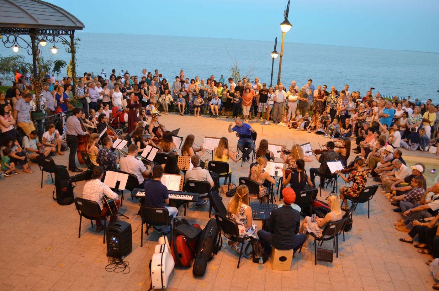 Sunset Sea-mphony 2018 - Simfonia Centenarului, proiecte culturale primăria constanța