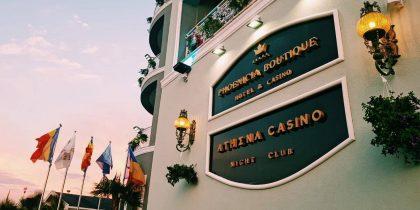 athena casino