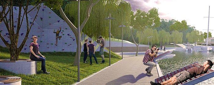 parc ovidiu
