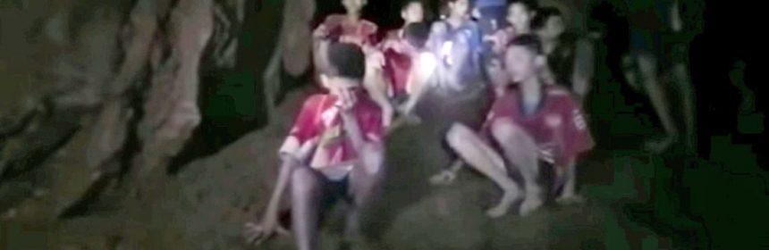 copii peșteră thailanda