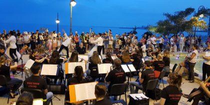 sunset sea-mphony 2018 simfonia centenarului