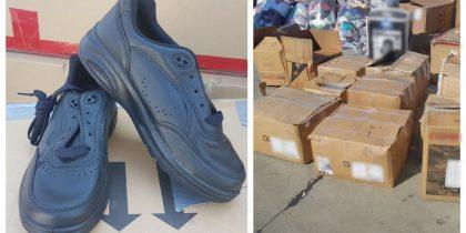 pantofi sport contrabanda