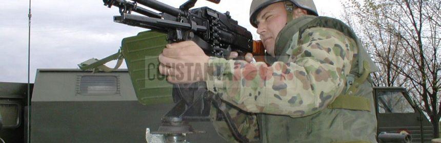 armata obligatorie militar