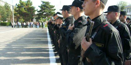 """Debut de an universitar la Academia Navală """"Mircea cel Bătrân"""""""