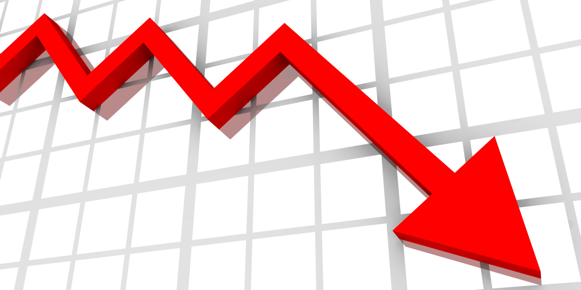 economie in scadere