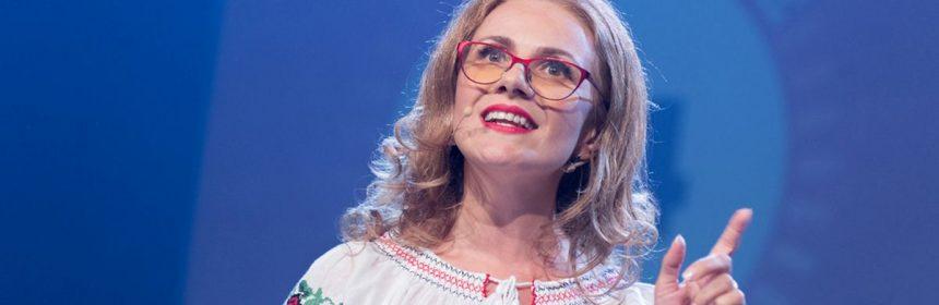 Veronica-Diana Hagi, câștigătoarea locului al treilea