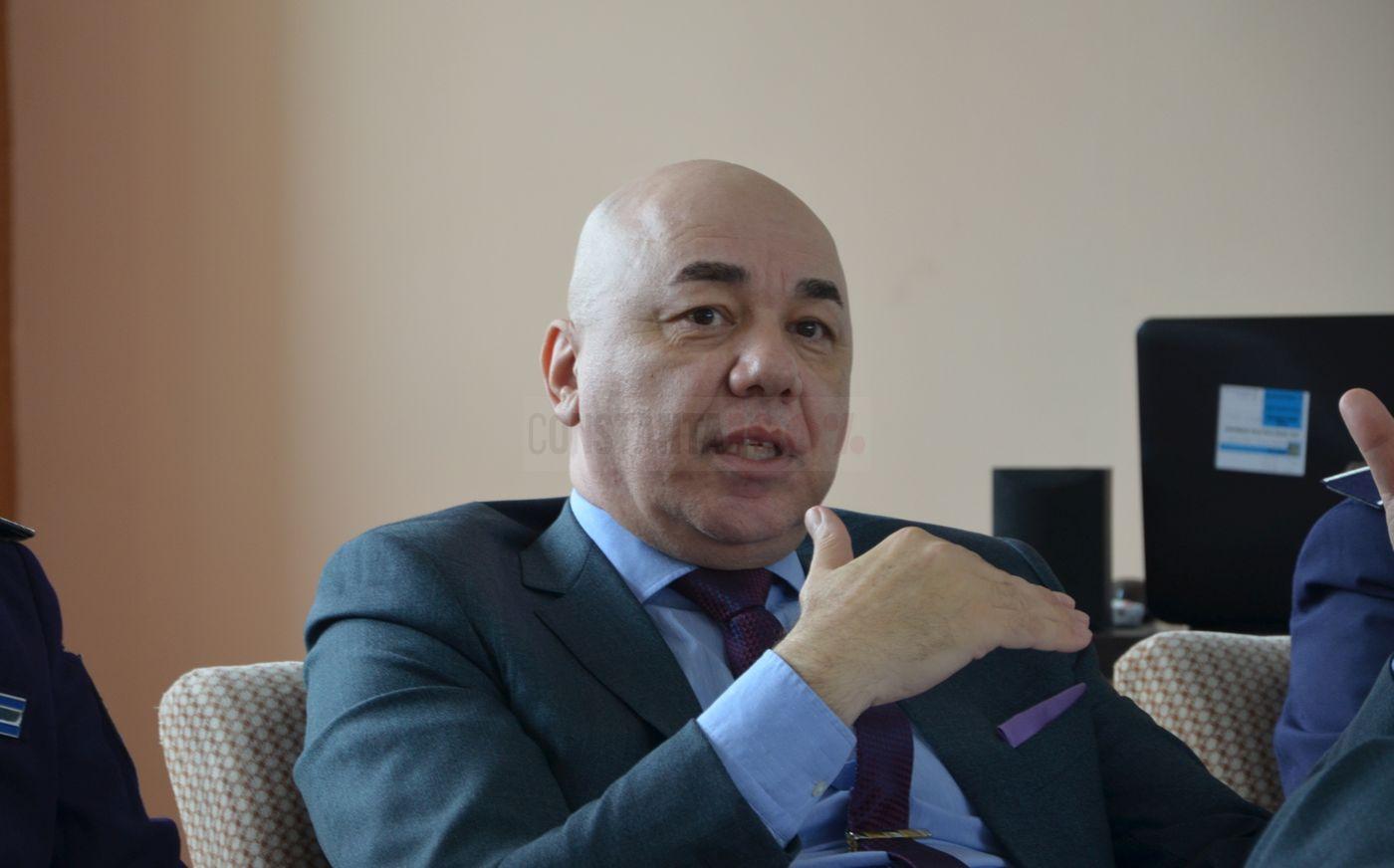 Șeful IPJ Constanța, Constantin Dancu, a ieșit la pensie