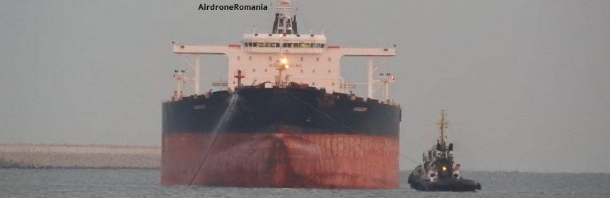 petrolier euroglory port constanța