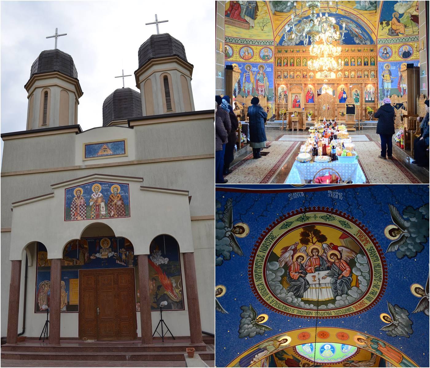 Biserica Sibioara, Lumina