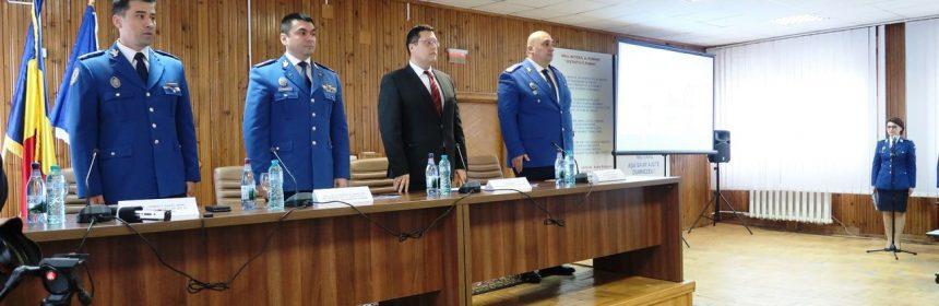jandarmi constanța bilanț 2018
