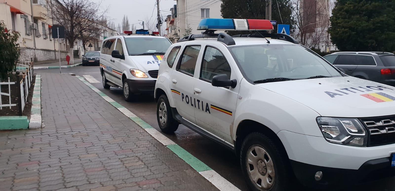 politie constanta
