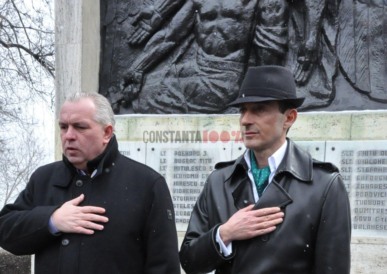 Nicușor Constantinescu și Radu Mazăre