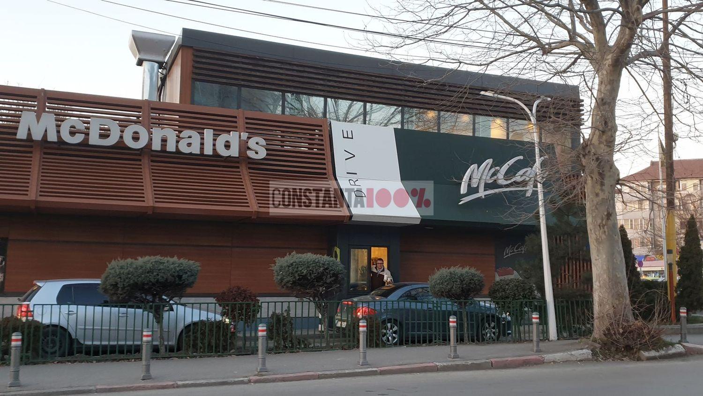 CJCP Constanța a câștigat un proces cu McDonald's. Ce îi obligă instanța să facă