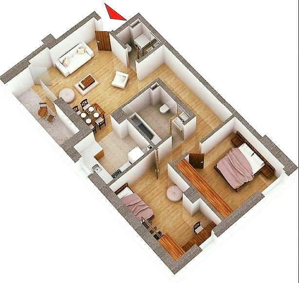 solid house apartament de vânzare constanța