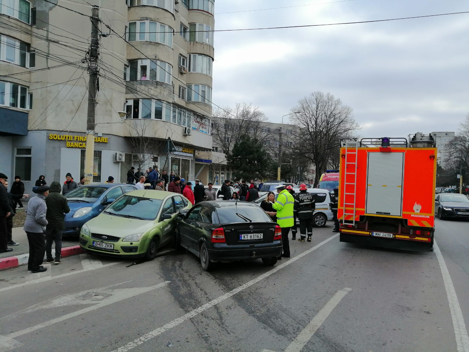 accident in constanța produs de un norvegian