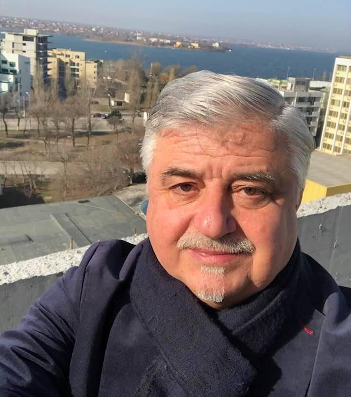 Constantin Frățilă, om de afaceri, președintele ACID