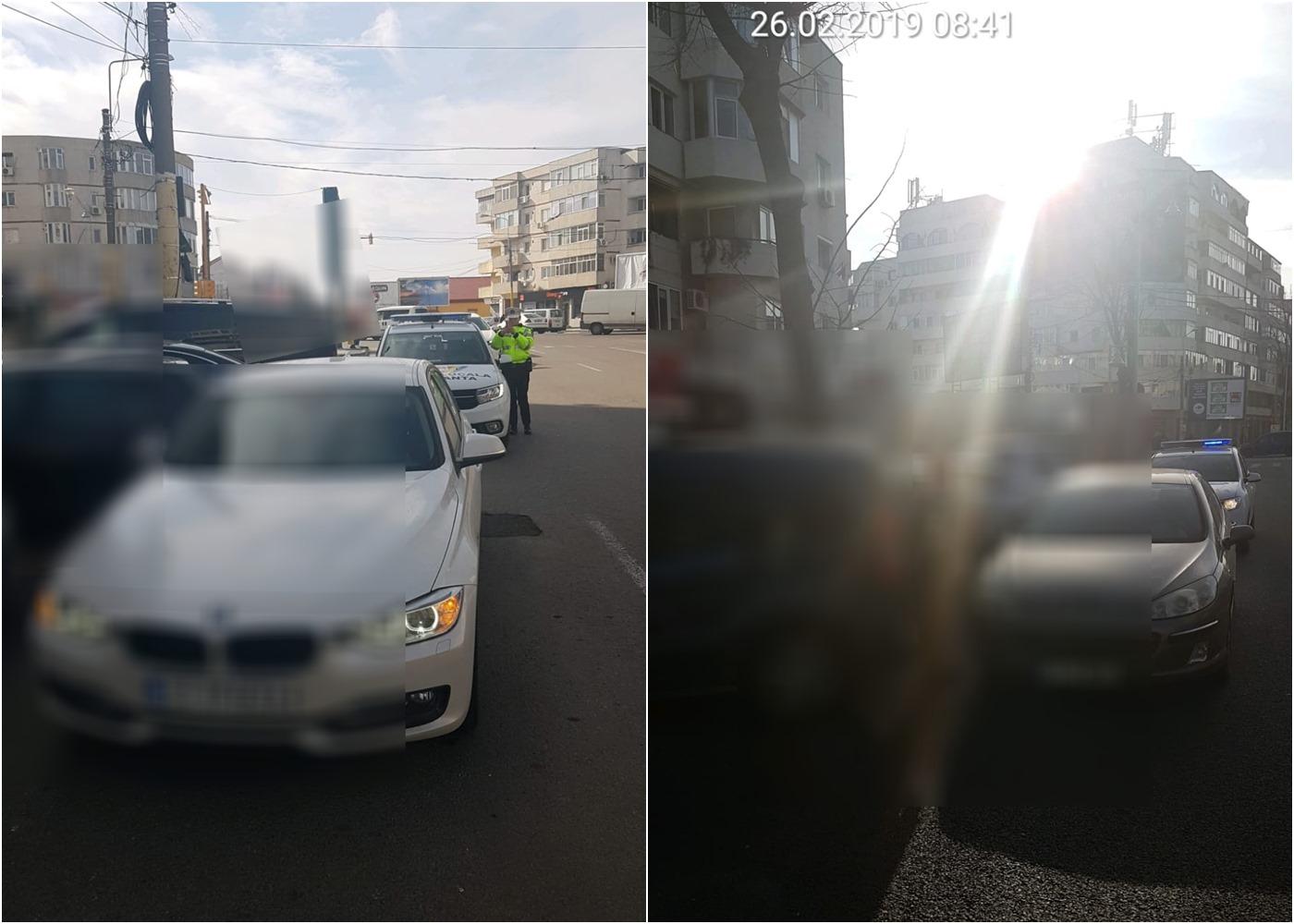 Poliția locală Constanța, 210 amenzi în data de 26 februarie