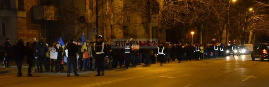 proteste constanța pro justiție 24 februarie 2019