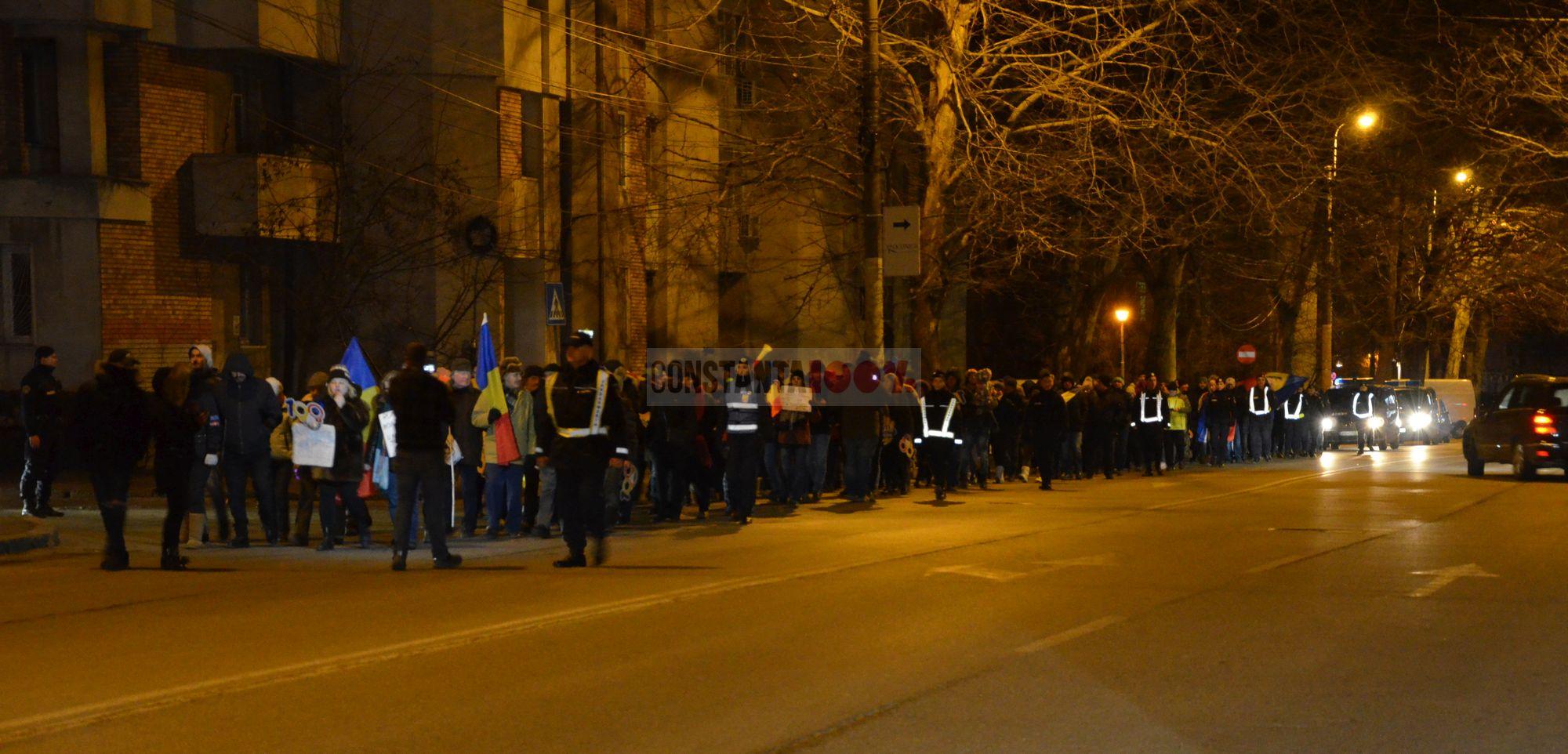 proteste în Constanța