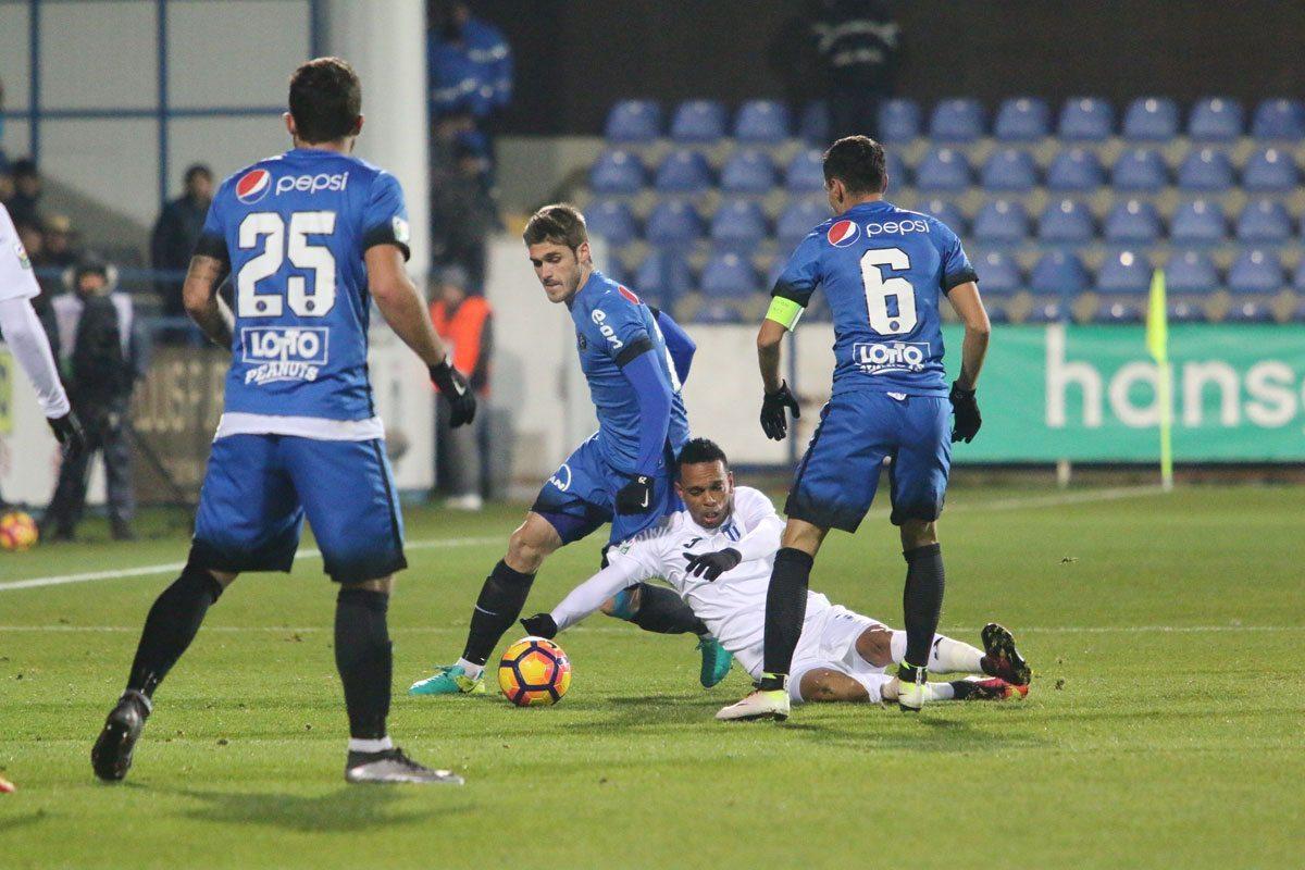 FC Viitorul - CSU Craiova jandarmi