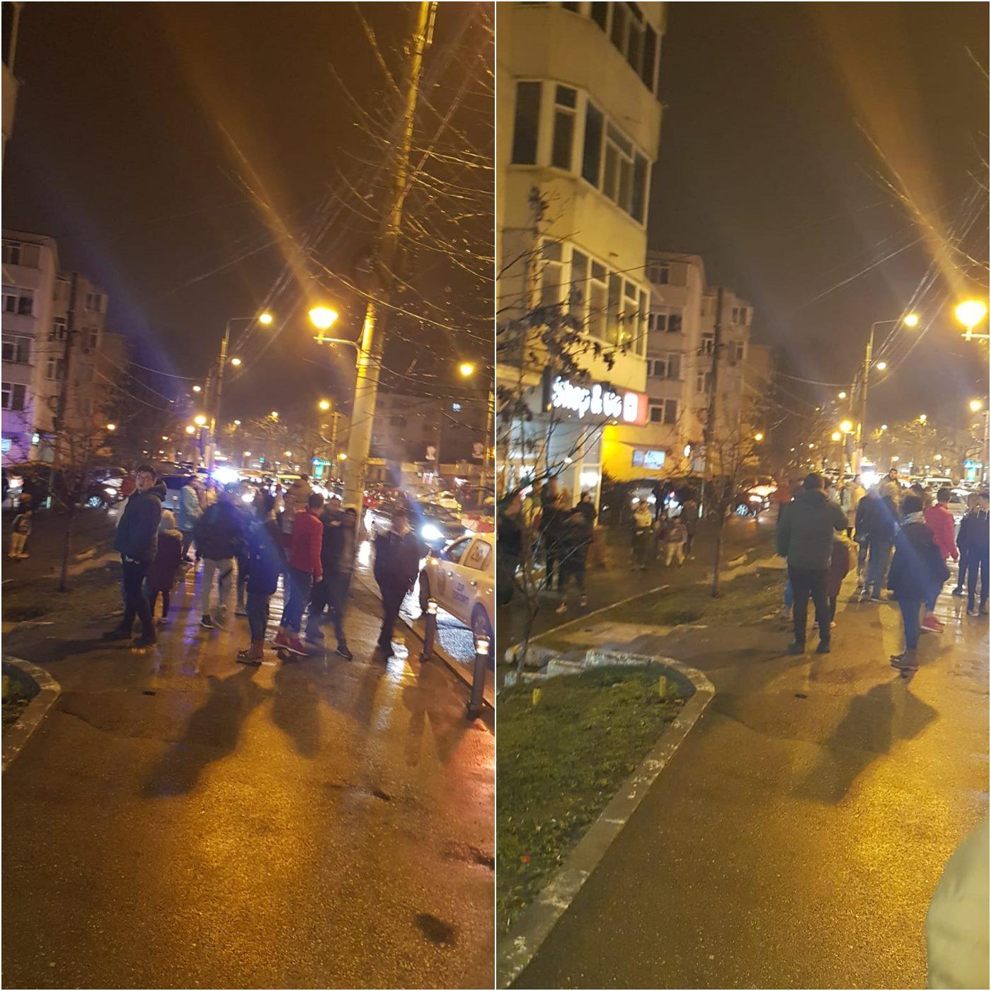 Bătaie între agenții Zip Escort și țigani, în Constanța