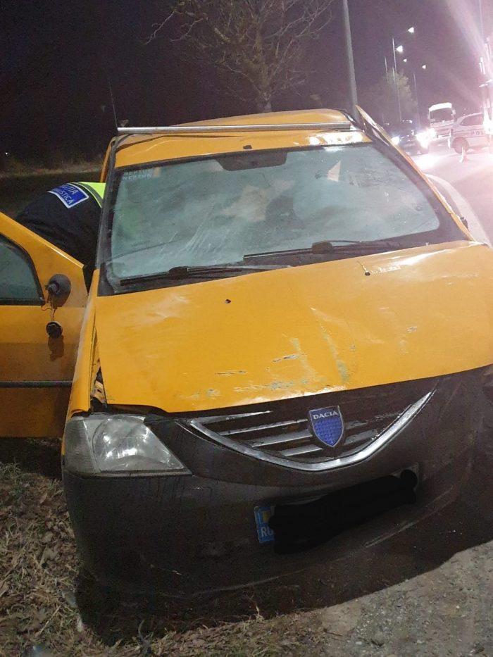 șofer băut accident