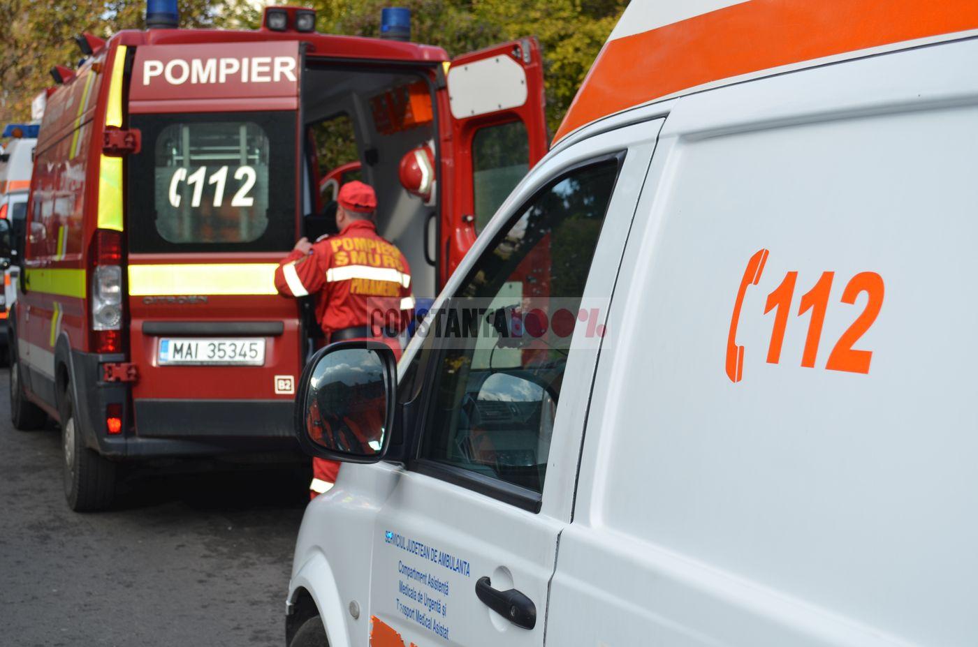 ambulanță constanța paște
