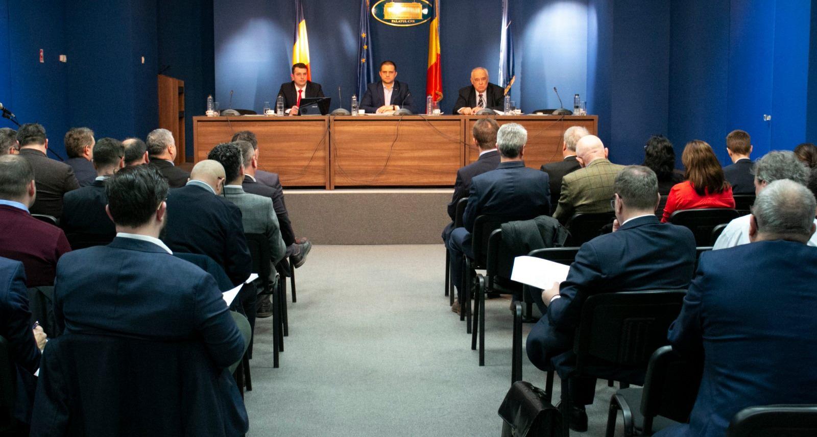 Întâlnire între ministrul Turismului și toți primarii stațiunilor balneoclimaterice din România