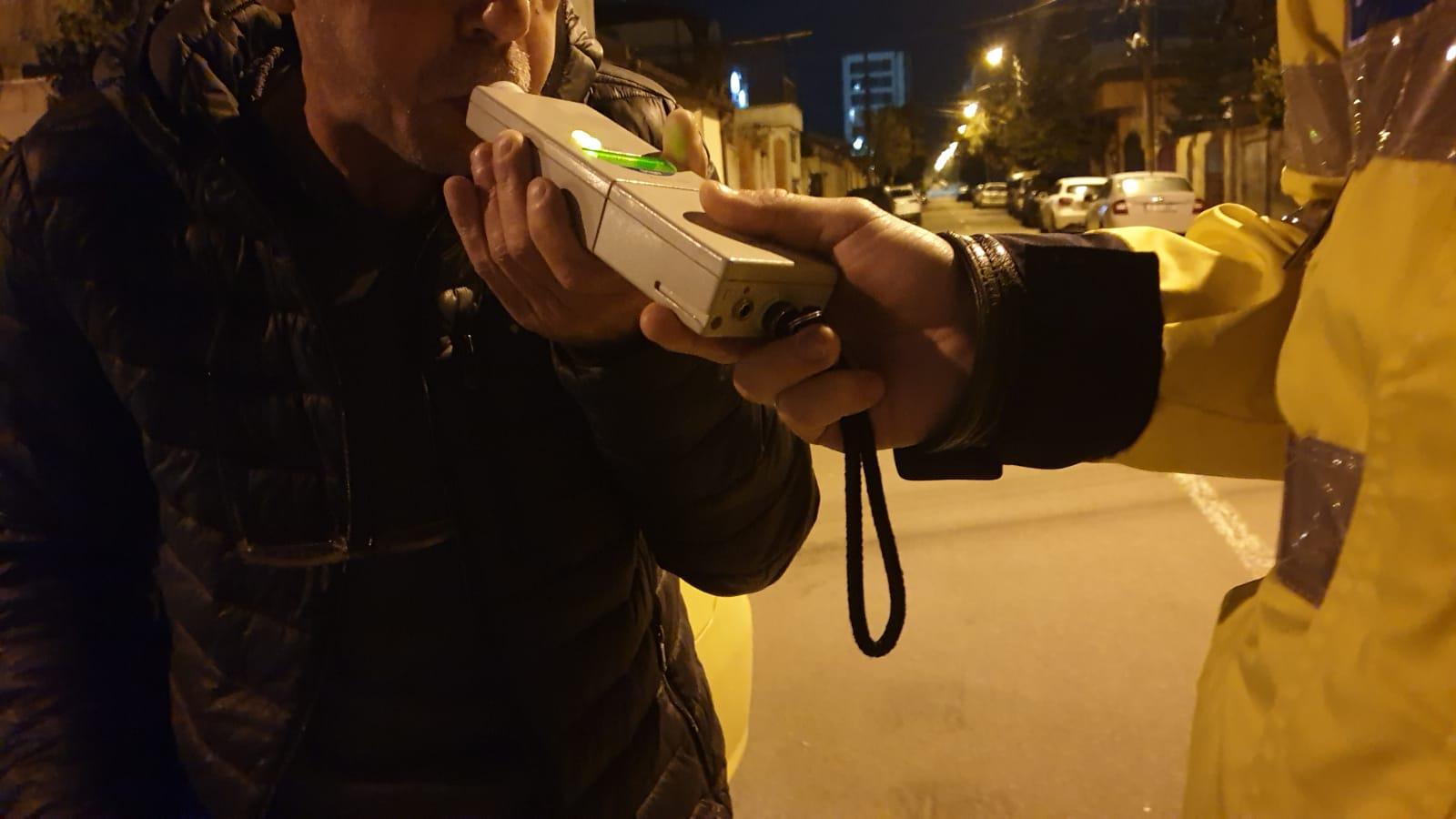 politist alcool test