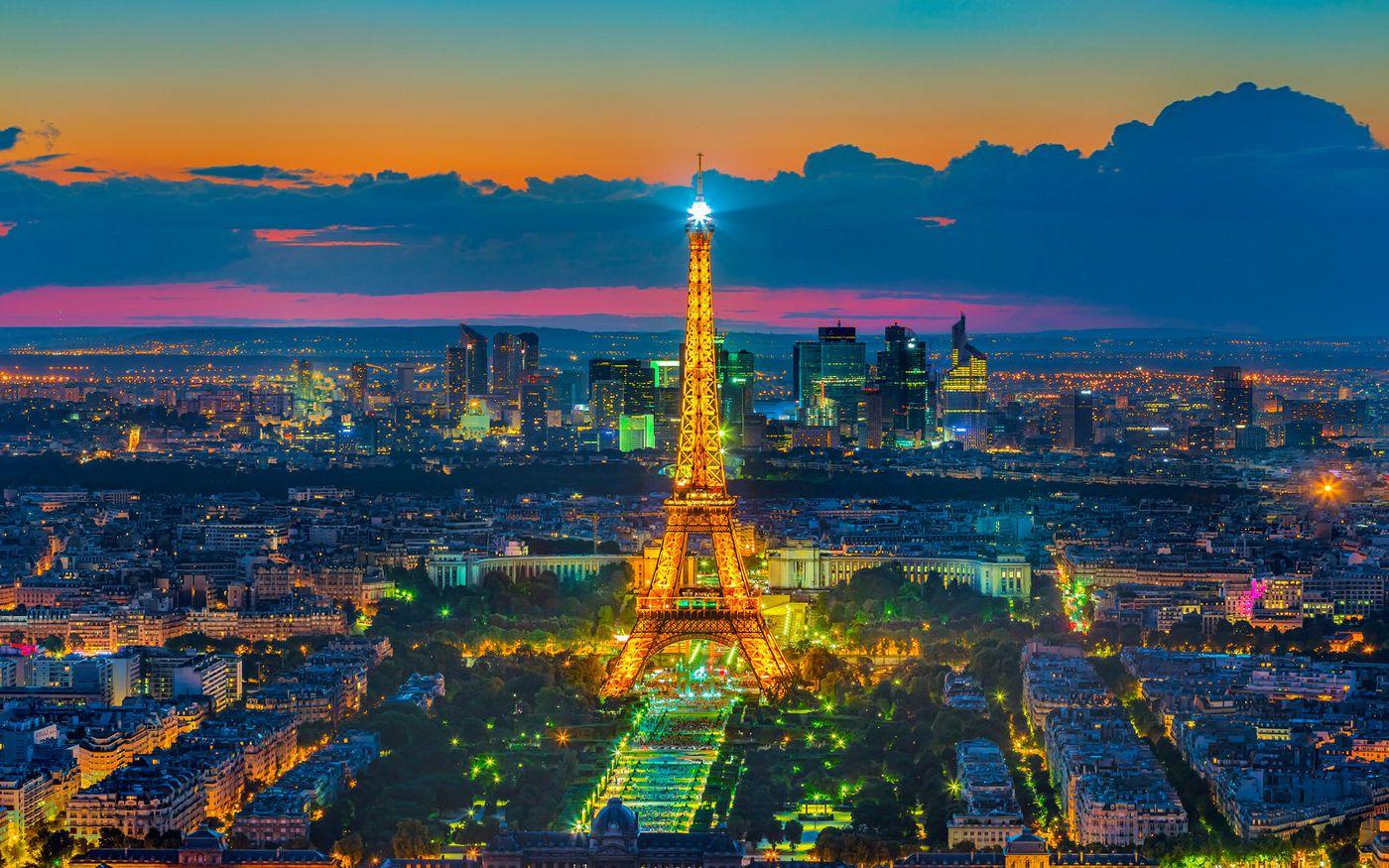 Paris, orașul ideal pentru vacanțe de vis