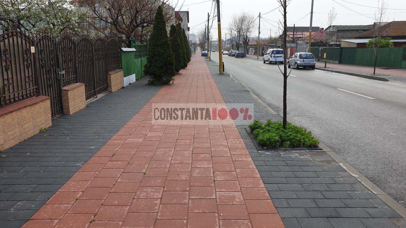 Strada Pandurului din Constanța